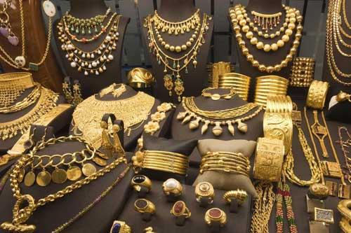 中国黄金手饰价格
