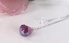 紫色水晶价格