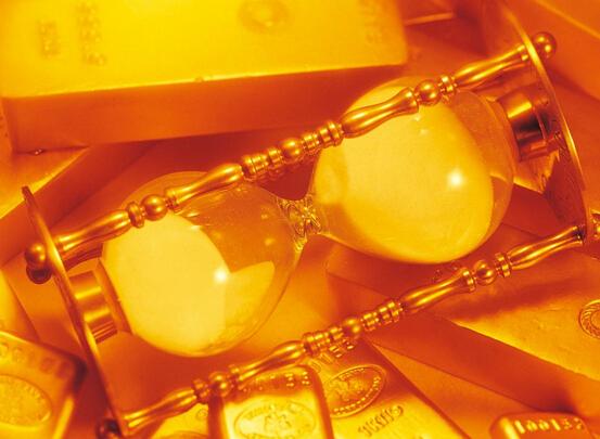 黄金价格暴涨