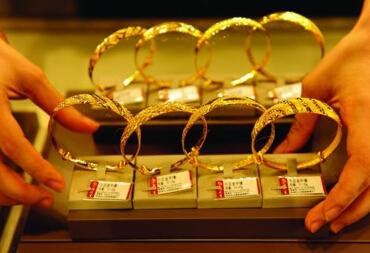 黄金价格暴涨原因