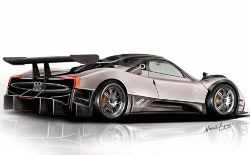 现在新出一辆世界上最贵的车