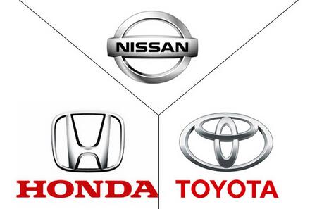 日系车都有哪些品牌