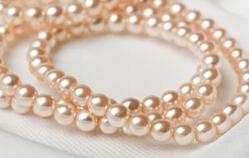 珍珠项链的鉴别