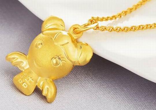 香港品牌黄金
