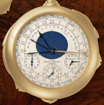 百达翡丽最贵的表