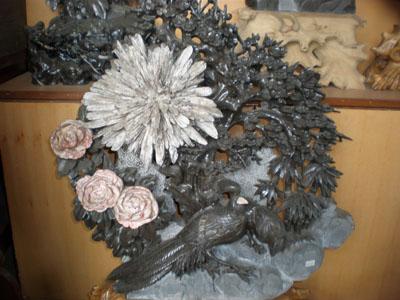 菊花石产地种类