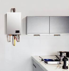 燃气热水器工作原理