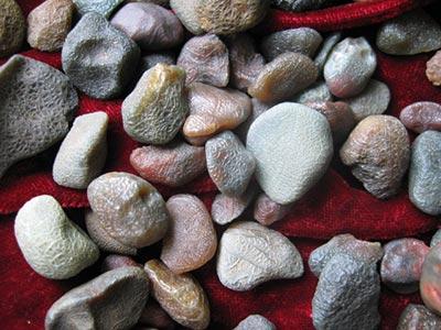 玻璃陨石种类