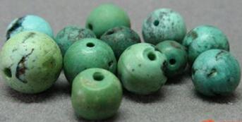 绿松石鉴别