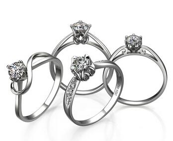 钻石戒指款式
