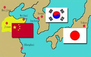 中日韩自贸区
