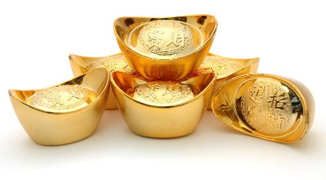 古代金元宝什么样