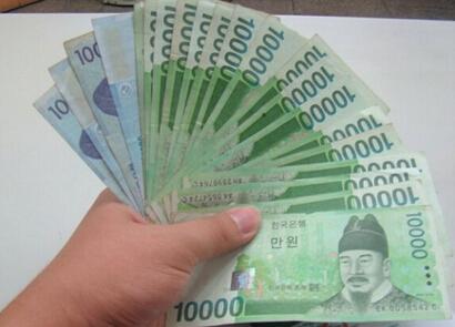 韩元如何兑换人民币?