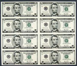 连体钞最新价格