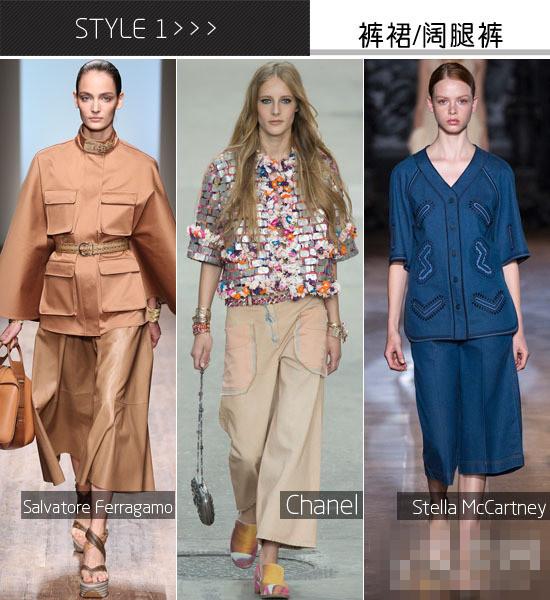 2015五大服装流行趋势:现在就开始抢先穿