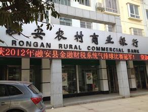 农村商业银行贷款