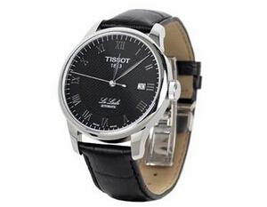 天梭男士手表