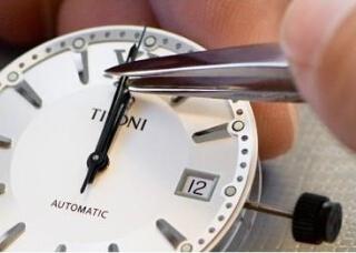 机械表怎么调时间