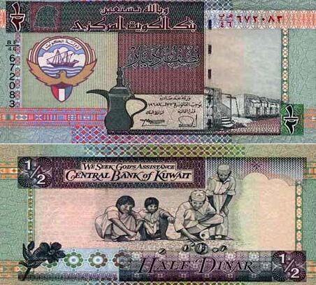 世界上最值钱的货币
