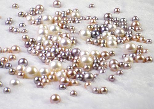 珍珠的鉴别