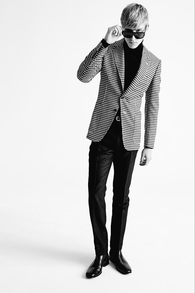 Tom Ford 服装品牌发布2015秋冬男装系列