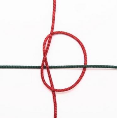 黄金挂坠绳子的编法图解