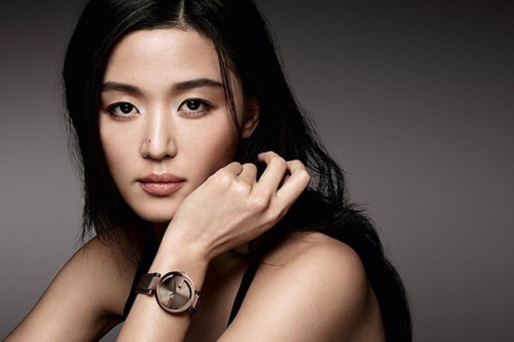 全智贤代言Gucci 2015春夏珠宝腕表广告