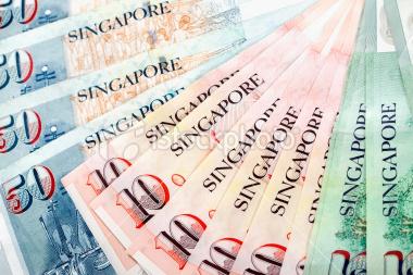 新加坡元暴跌