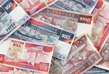 新加坡元暴涨