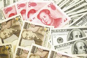 中日货币汇率