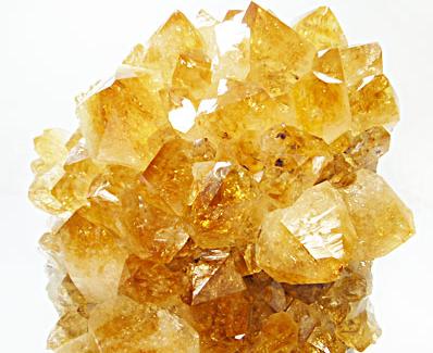 黄水晶的鉴别