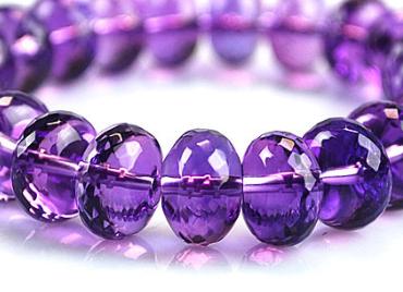 紫水晶图片
