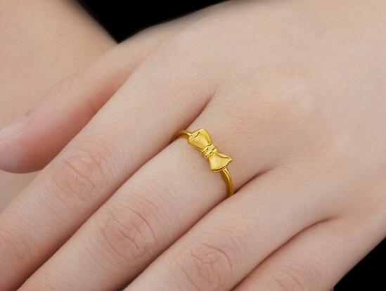 周生生黄金戒指怎么样