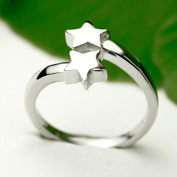 纯银戒指多少钱