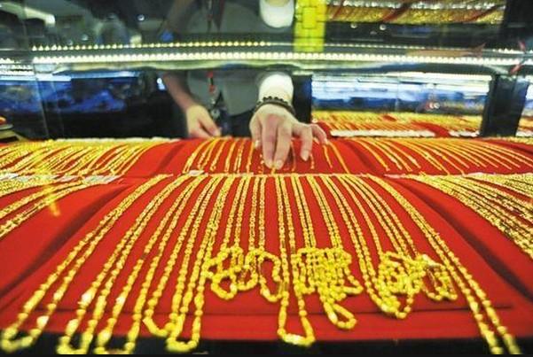 黄金每克多少钱