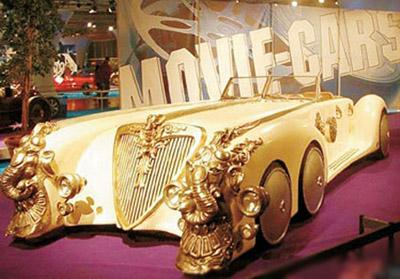 世界最贵的车是什么车