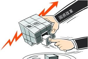 上海国资重组概念股