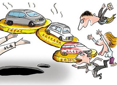 如何贷款买车最划算