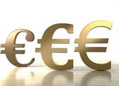 欧元的符号
