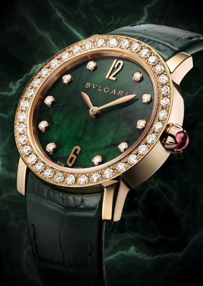 宝格丽推出Bulgari Jade大中华特别版系列腕表