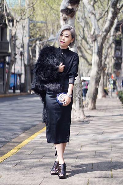 名士表携手Candy Li演绎万种风情 魅力难挡