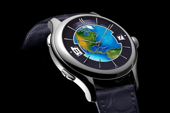 罗伦斐名表品牌推出Galet Traveller系列新款腕表