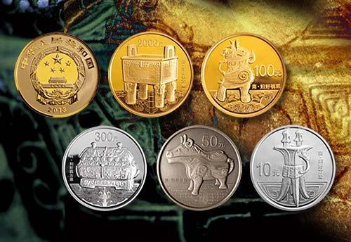 金银币价格
