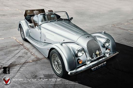 Morgan(摩根)推出Plus 8 35周年特仕版车型