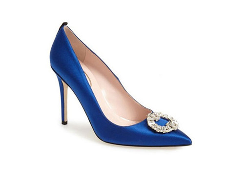 Manolo Blahnik推出全新婚礼系列女鞋