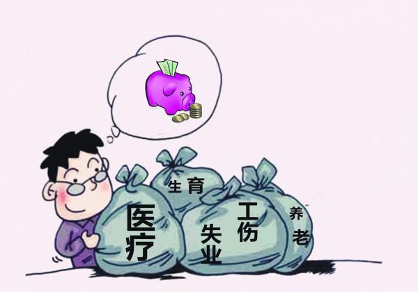 2015年南京五险一金缴纳标准