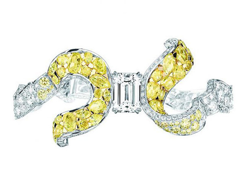 Dior推出全新「Soie Dior」高级珠宝系列