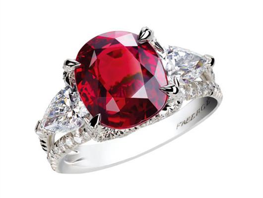 Gemfields珠宝品牌最新莫桑比克红宝石全球发售