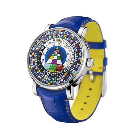 路易威登捐献2015「Only Watch」世界时间腕表
