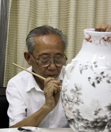 """陶瓷大师被致函""""侵权"""""""